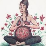"""""""Honor to the Divine Mothers"""" From Yoga School to Childbirth"""