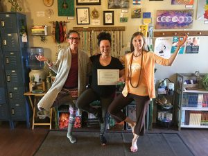 Holistic Yoga School Yoga Alliance Alumni