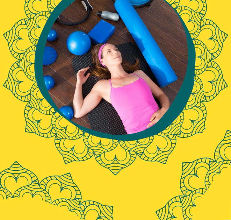 Fascia Rolling, Yoga & Nidra - Holistic Yoga School