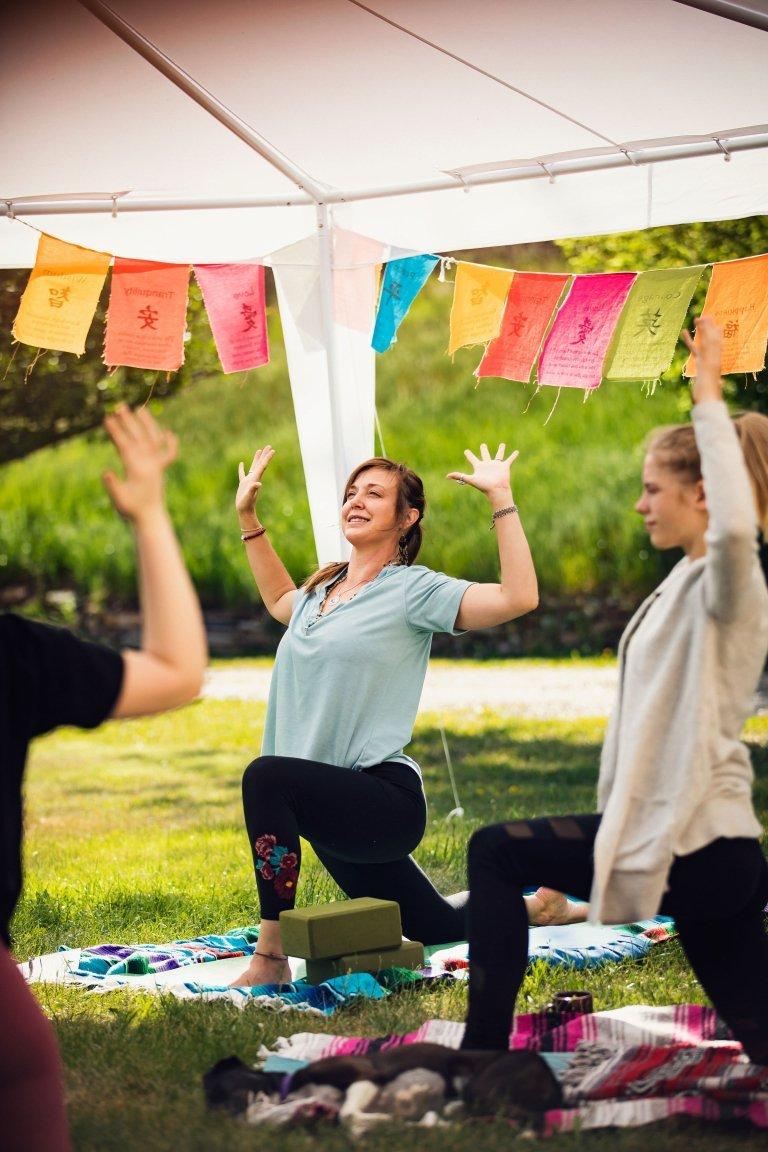 300hr Advanced Yoga Training in West Loveland